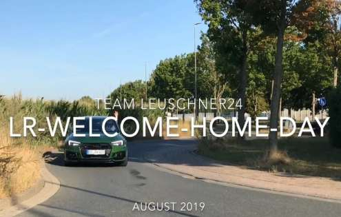 welcome home day