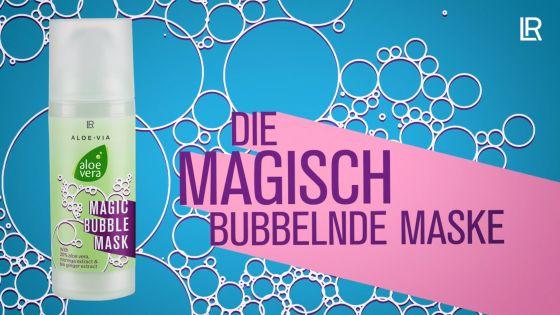 LR Bubble Mask