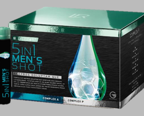 5In1 Mens Shot TV